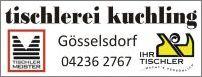 Tischlerei Kuchling